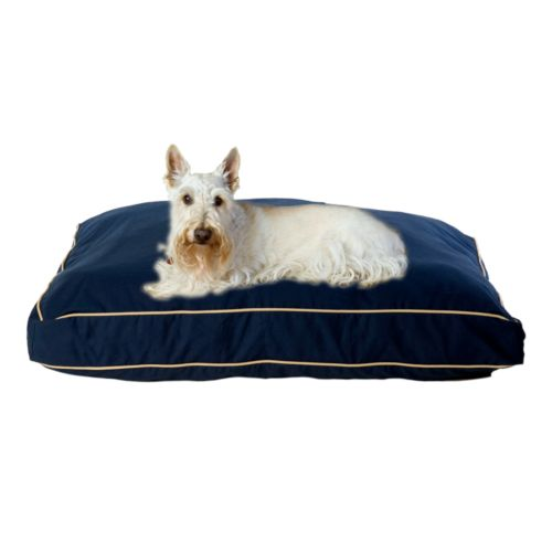 Carolina Pet Co. Classic Twill Rectangle Jamison Pet Bed - 48'' x 36''