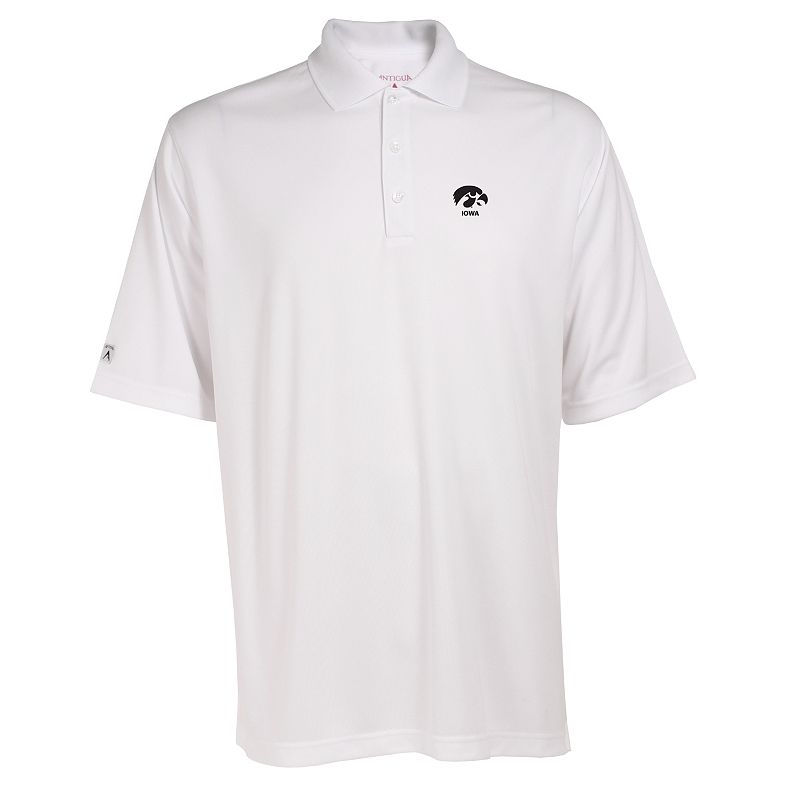 Men's Iowa Hawkeyes Exceed Desert Dry Xtra-Lite Performance Polo