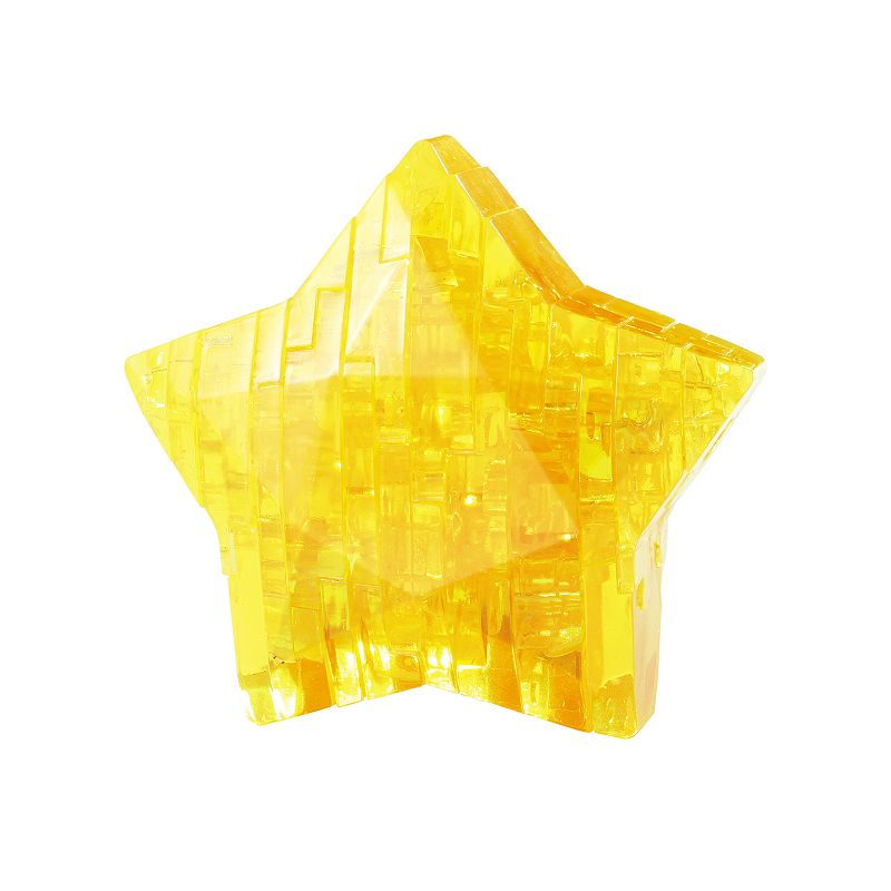 3D Crystal Star Puzzle