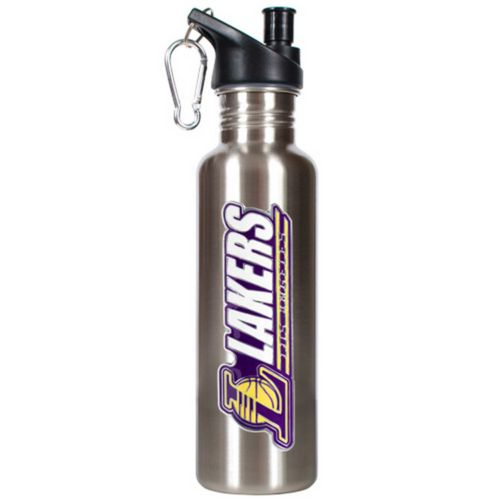 Los Angeles Lakers Stainless Steel Water Bottle