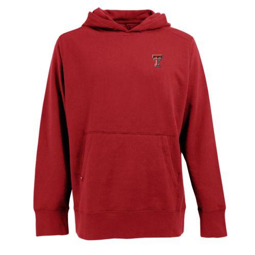 Men's Texas Tech Red Raiders Signature Fleece Hoodie