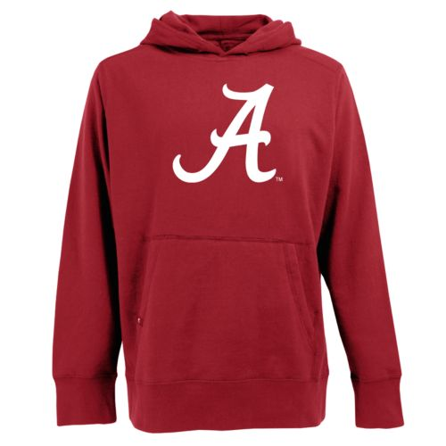 Men's Alabama Crimson Tide Signature Pullover Fleece Hoodie