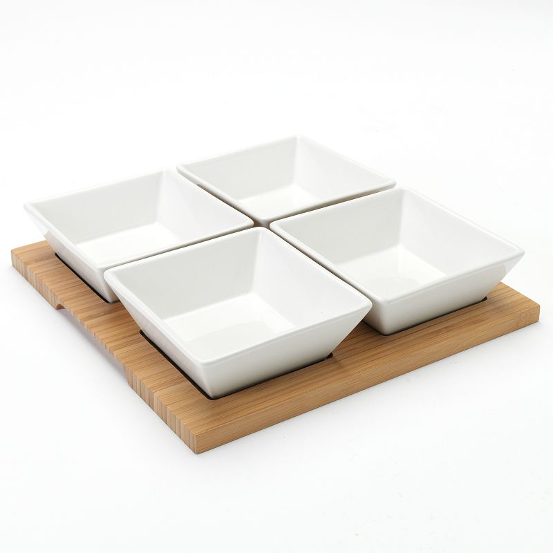Food Network™ Bamboo 5-pc. Serving Set