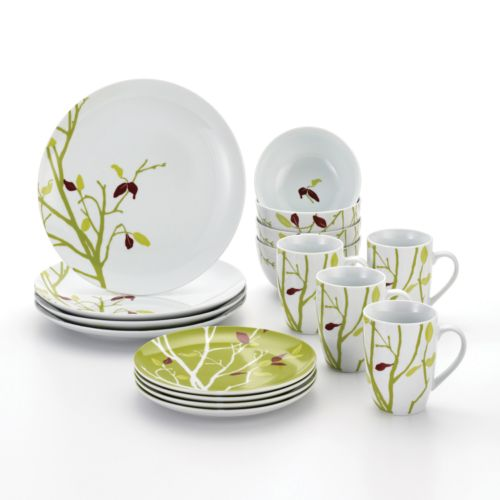 Rachael Ray Seasons Changing 16-pc. Dinnerware Set