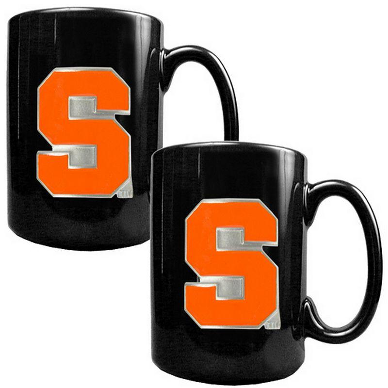 Syracuse Orange 2-pc. Ceramic Mug Set