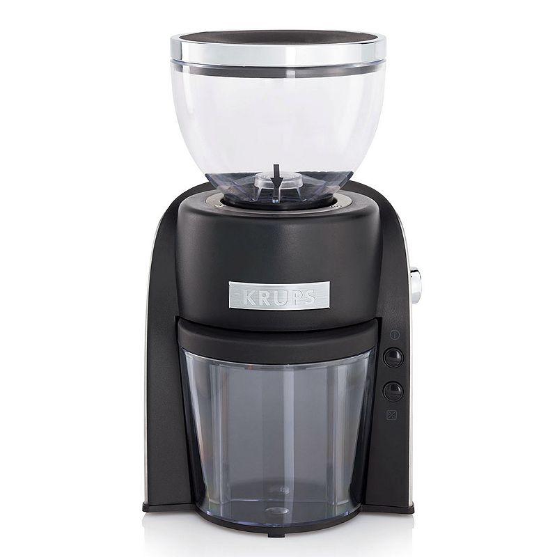 Krups Coffee Maker Kohls : Black Coffee Grinder Kohl s