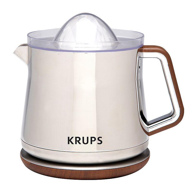 Krups Silver Art Collection Citrus Press