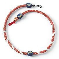 San Diego Chargers Leather Necklace