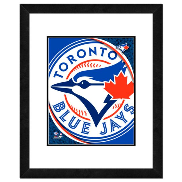 Toronto Blue Jays Framed Logo