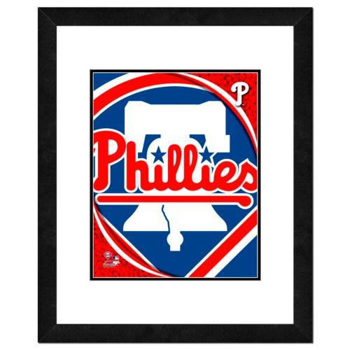 Philadelphia Phillies Framed Logo