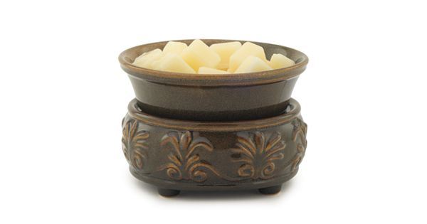 Ceramic Candle Warmer ~ Candle warmers etc ceramic warmer and dish