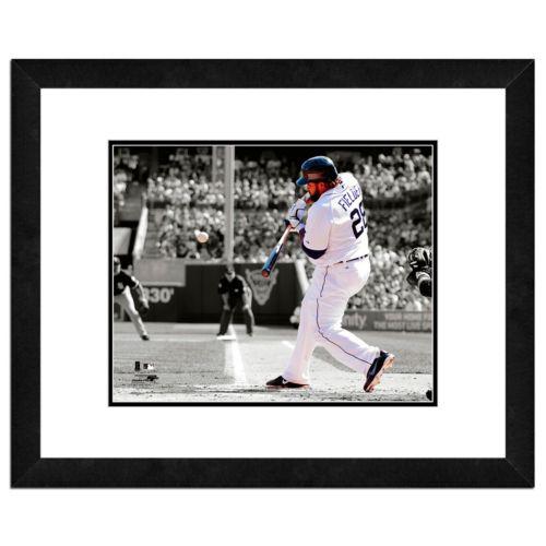 Prince Fielder Framed Player Photo