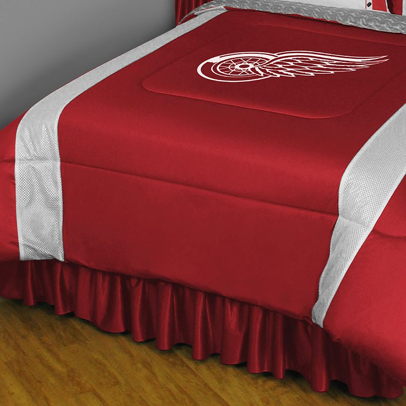 Detroit Red Wings Comforter - Full/Queen