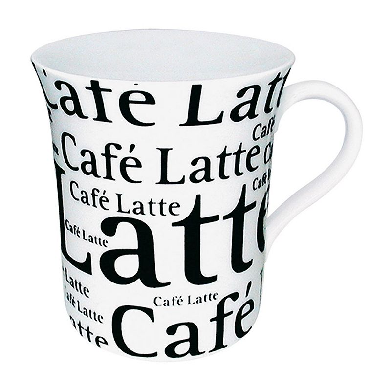 Konitz Cafe Latte 4-pc. Mug Set
