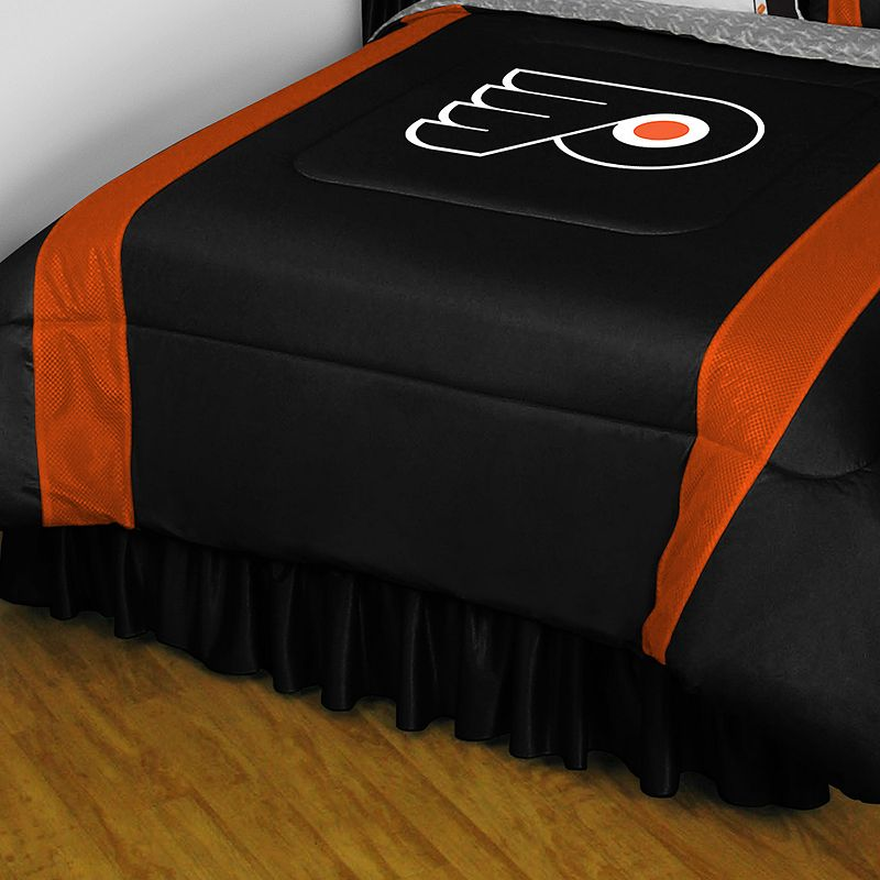 Philadelphia Flyers Comforter - Full/Queen