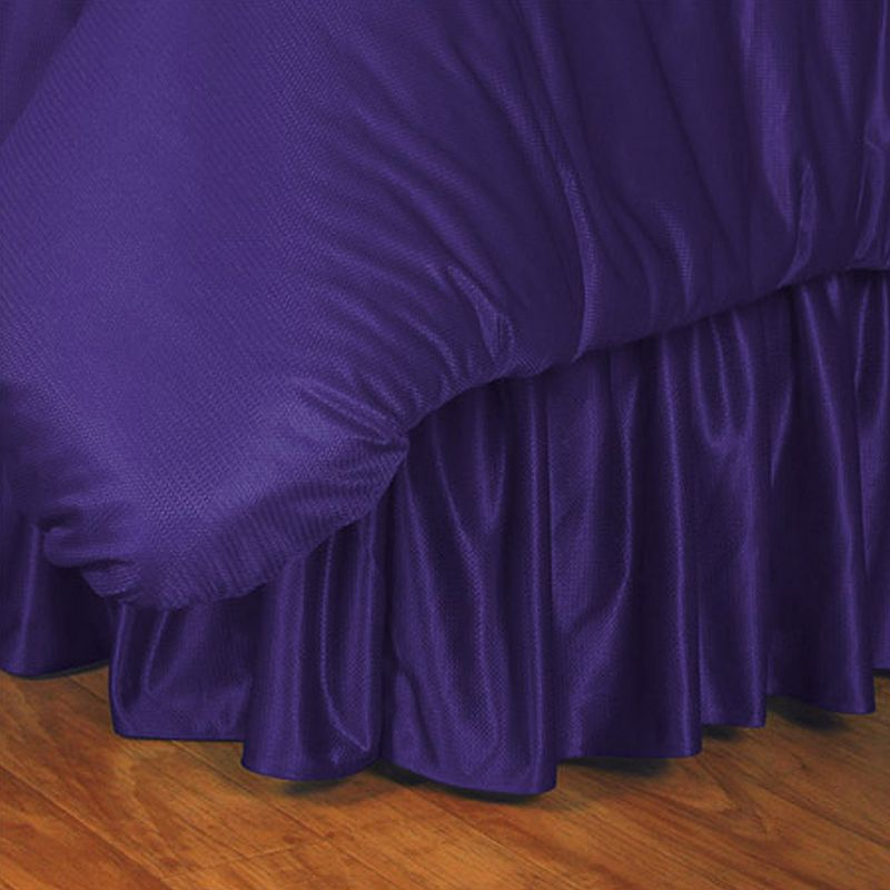 Los Angeles Lakers Bedskirt - Twin