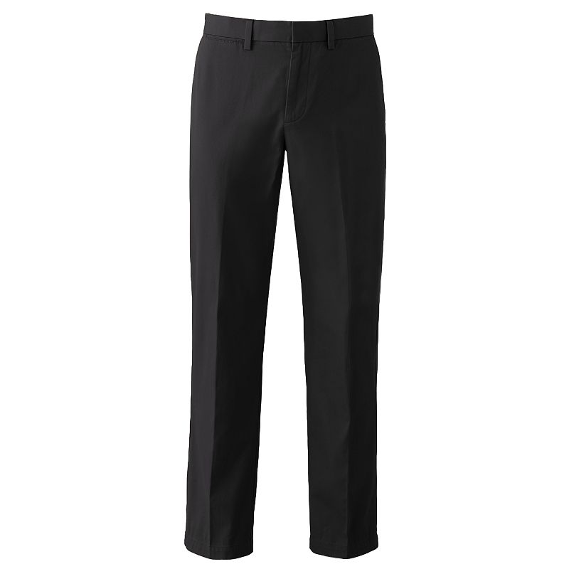 Men's Apt. 9® Modern-Fit Cotton Chino Flat-Front Pants