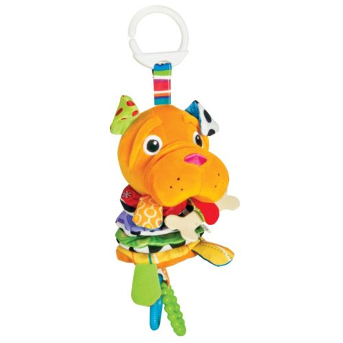 Lamaze Shiver the Sharpei Stroller Toy