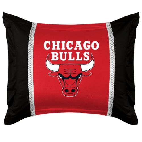 Chicago Bulls Standard Pillow Sham