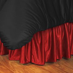 Chicago Bulls Bedskirt Queen by