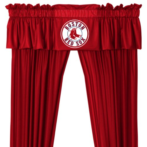 Boston Red Sox Valance - 14'' x 88''