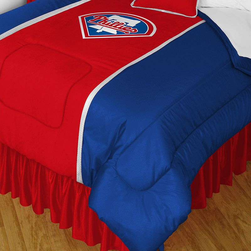 Philadelphia Phillies Comforter - Full/Queen