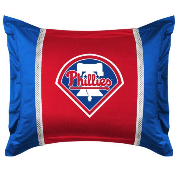 Philadelphia Phillies Standard Pillow Sham