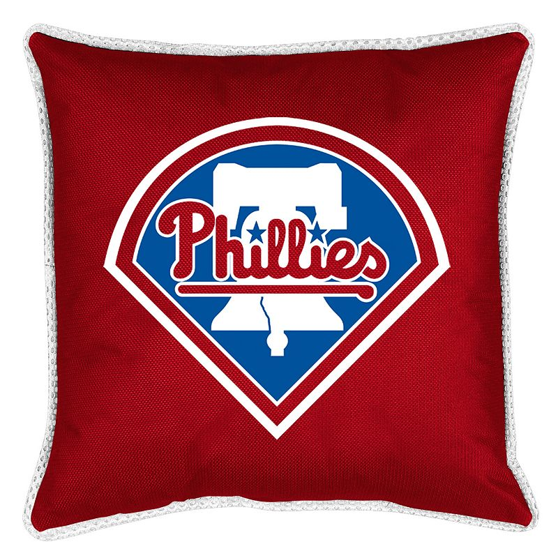 Philadelphia Phillies Decorative Pillow