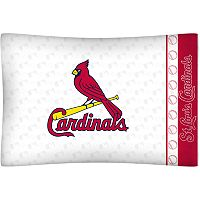 St. Louis Cardinals Standard Pillowcase