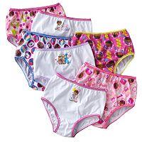 Disney's Doc McStuffins Toddler 7-pk. Panties