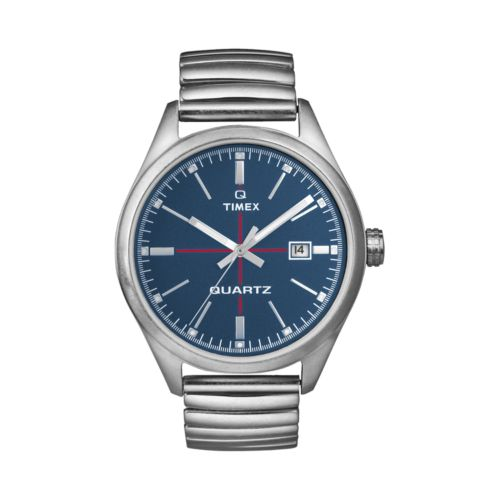 Timex Stainless Steel Expansion Watch - T2N4049J - Men