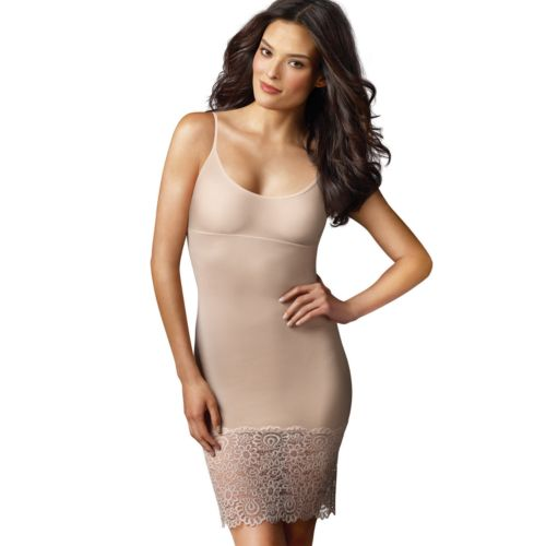 Vanity Fair Smoothing Camisole Full Slip 10195 - Women's