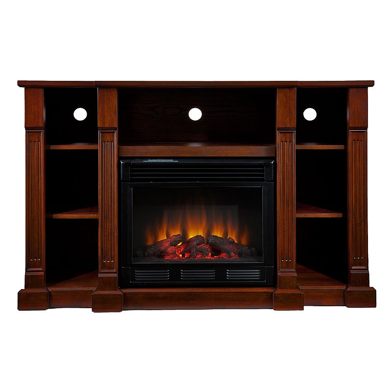 Electric Fireplace Media Console Electric Fireplace Reviews
