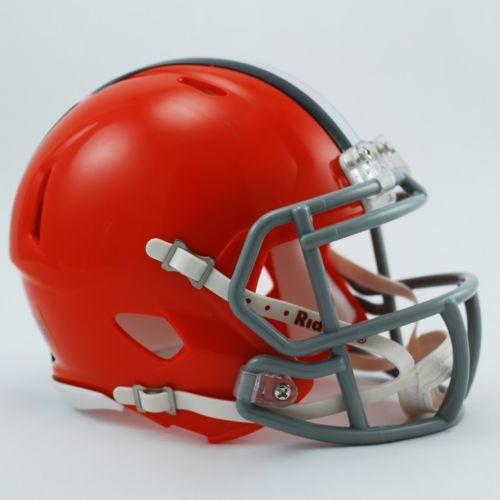 Riddell Cleveland Browns  Revolution Speed Mini Replica Helmet