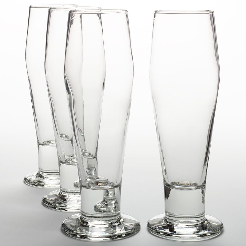 Libbey Craft Brew 4-pc. Classic Pilsner Glass Set