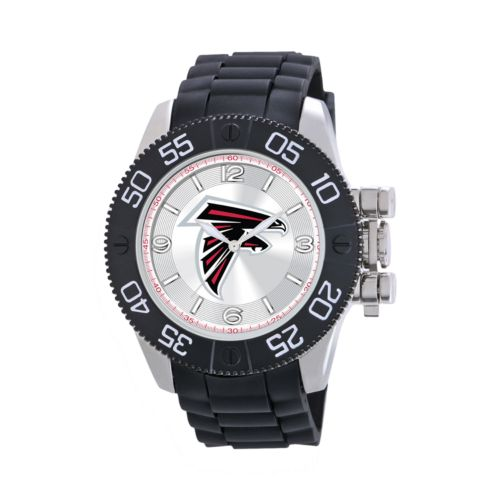Game Time Beast Series Atlanta Falcons Stainless Steel Watch - NFL-BEA-ATL - Men