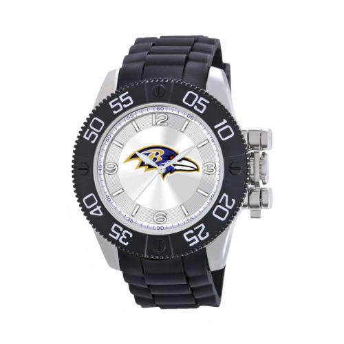Game Time Beast Series Baltimore Ravens Stainless Steel Watch - NFL-BEA-BAL - Men