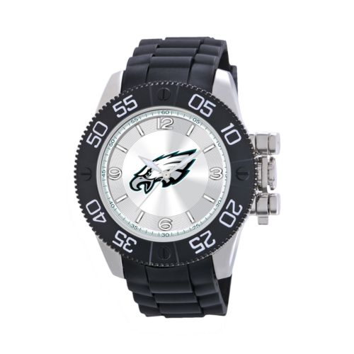 Game Time Beast Series Philadelphia Eagles Stainless Steel Watch - NFL-BEA-PHI - Men