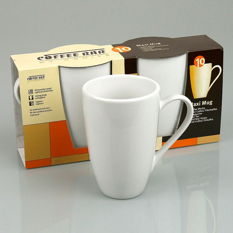 Coffee Bar By Konitz 2-pc. Maxi Mug Set