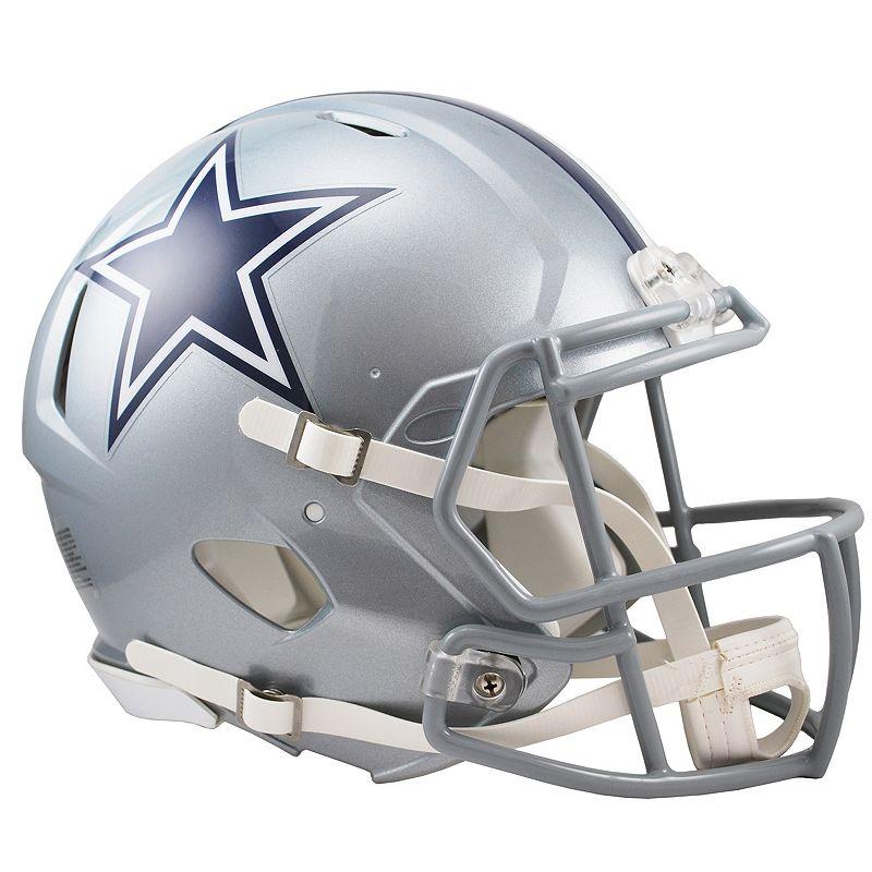 Riddell Dallas Cowboys Revolution Speed Authentic Helmet
