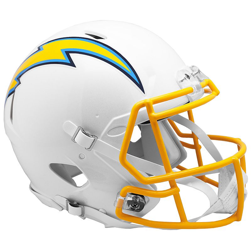 Riddell San Diego Chargers Revolution Speed Authentic Helmet