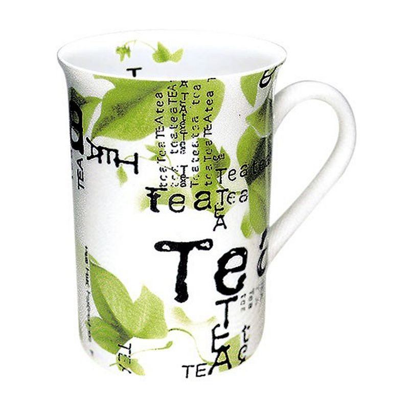 Konitz Tea Collage 4-pc. Mug Set