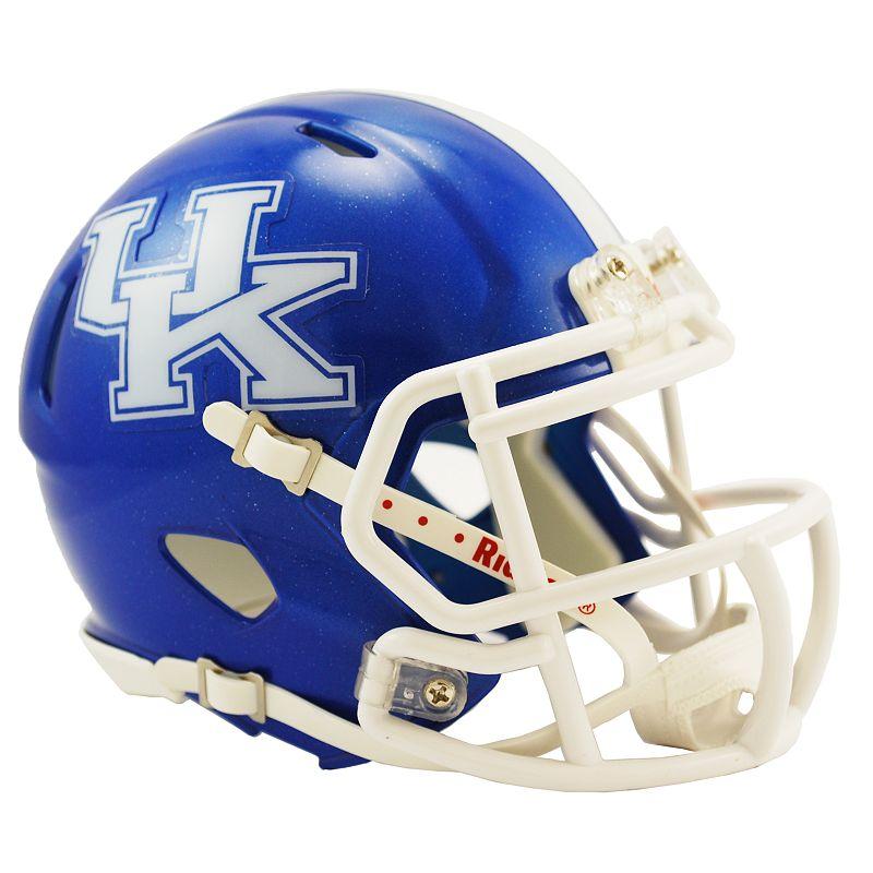 Riddell Kentucky Wildcats Revolution Speed Mini Replica Helmet