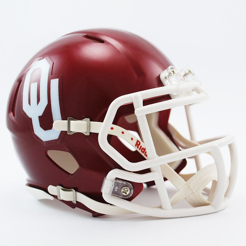 Riddell Oklahoma Sooners Revolution Speed Mini Replica Helmet