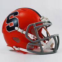 Riddell Syracuse Orange Revolution Speed Mini Replica Helmet