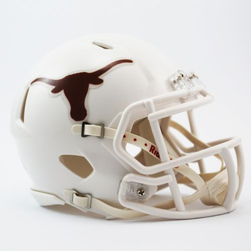 Riddell Texas Longhorns Revolution Speed Mini Replica Helmet