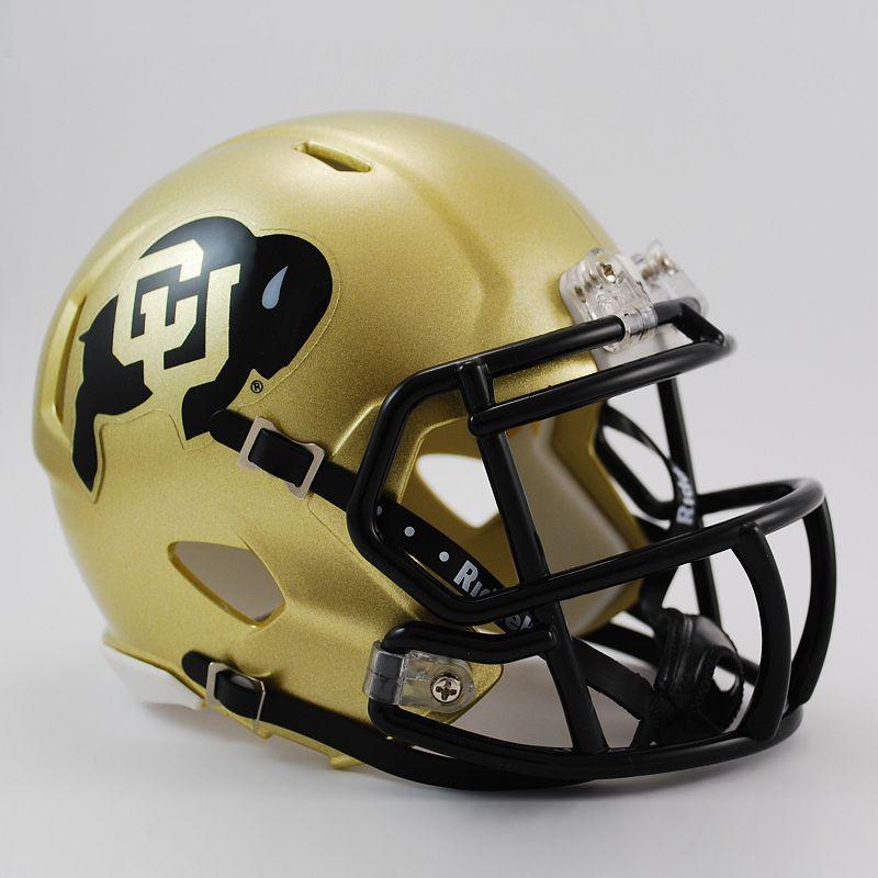 Riddell Colorado Buffaloes Revolution Speed Mini Replica Helmet