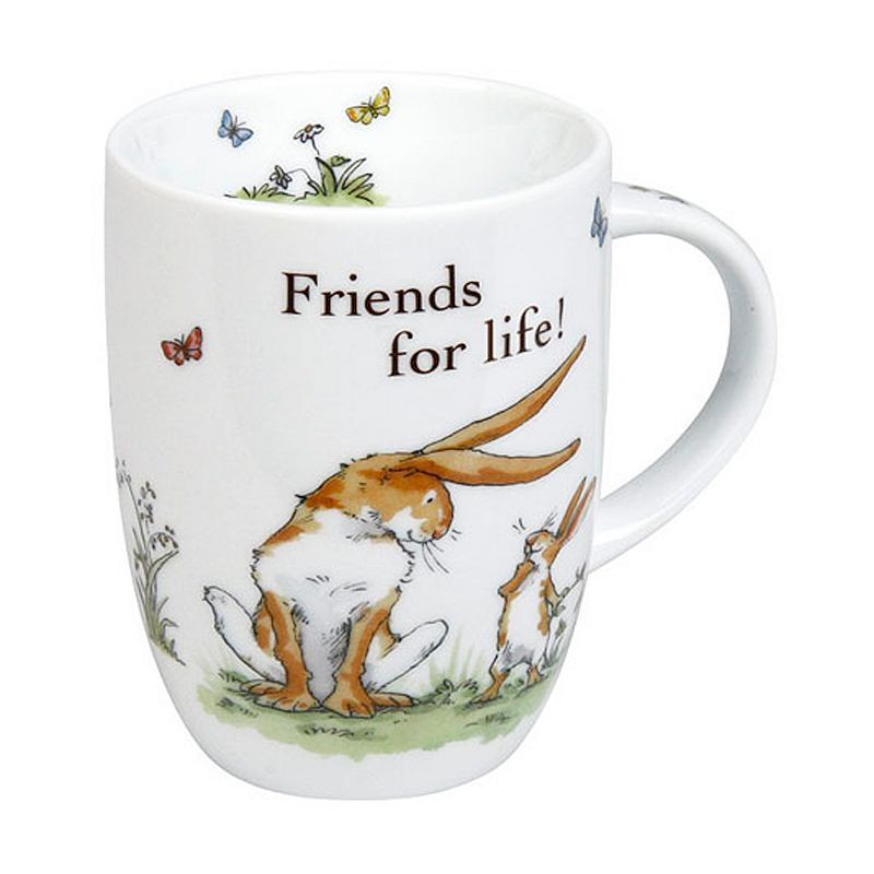 Konitz Friends For Life 4-pc. Mug Set