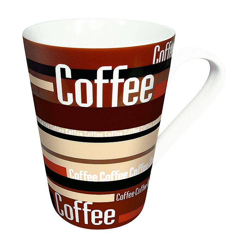Konitz 2-pc. Striped Coffee Mug Set