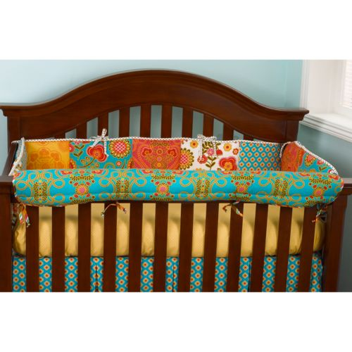 Cotton Tale Gypsy Crib Rail Cover